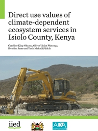 Direct use values of climate-dependent ecosystem services in Isiolo County, Kenya