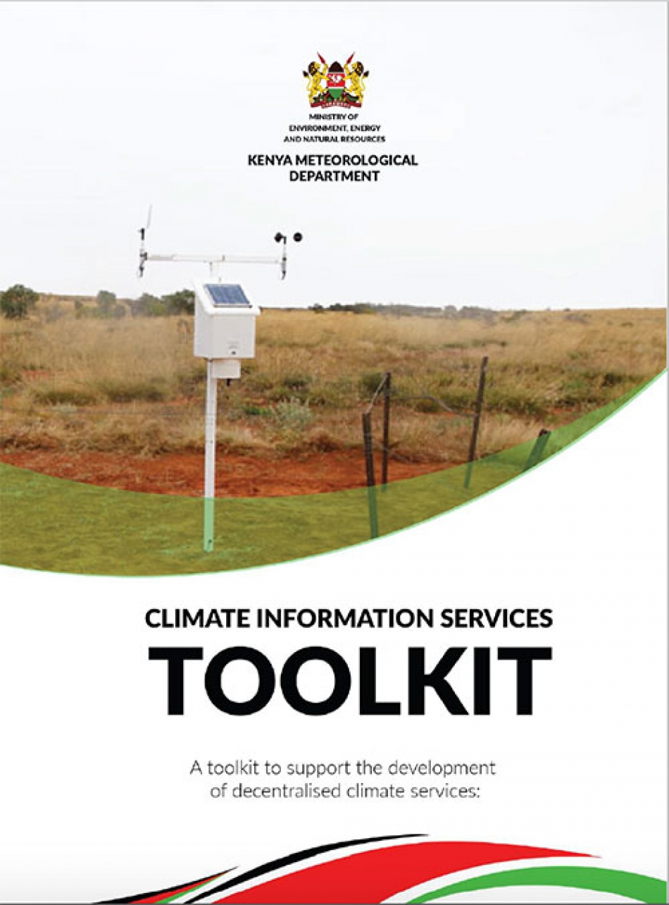 Climate Information Services Toolkit