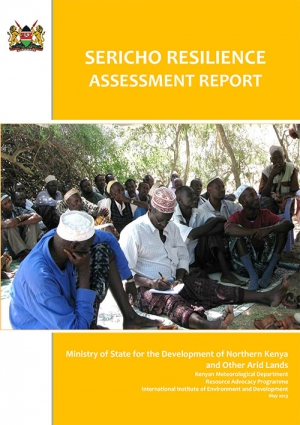 Sericho Resilience Assessment Report